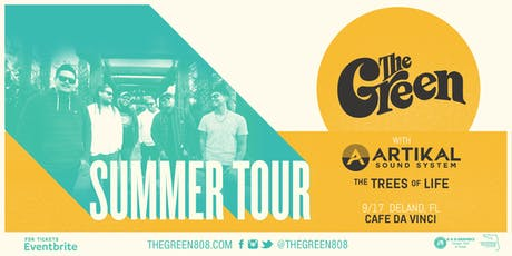 THE GREEN w/ Artikal Sound System and Trees of Life - DELAND tickets