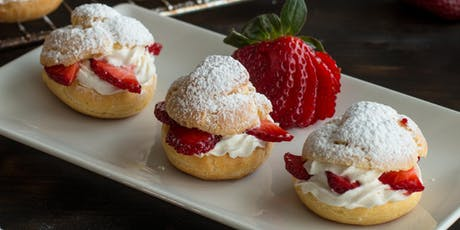 Kids Can Bake #3 - Choux Pastry tickets