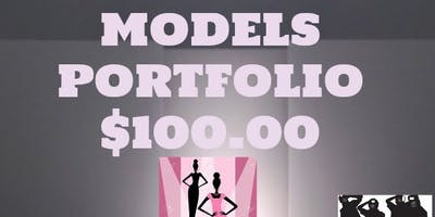 FASHION MODELS PORTFOLIOS