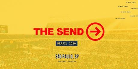 The Send Brasil ingressos