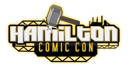Hamilton Comic Con tickets