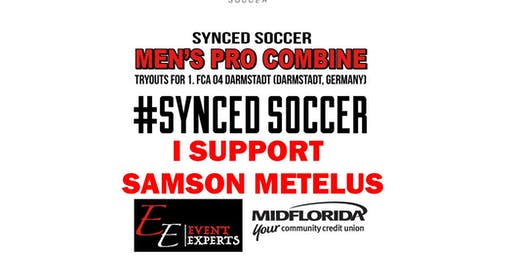 Support Samson Metelus Trip to Germany