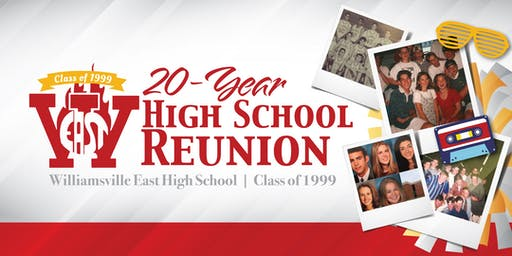 Williamsville East High School - Class of 1999 20-Year Reunion!
