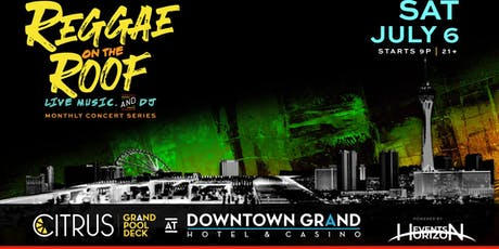 Reggae On The Roof tickets