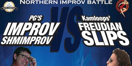 Northern Improv Comedy Battle! Saturday July 6th - doors 8pm! tickets