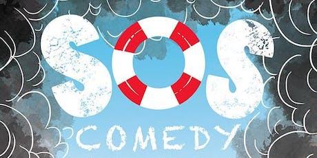 SOS Comedy: MOOD - PRIDE tickets