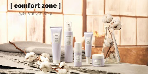 Remedy - Transform and Cleanse Your Skin: Comfort Zone Master class