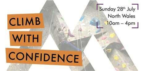 Climb with Confidence: North Wales tickets