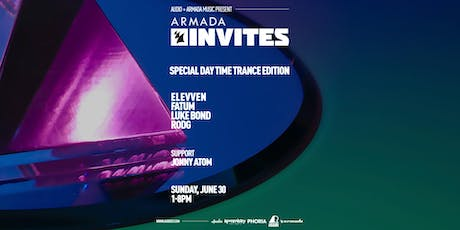 Armada Invites - Special Day Time Trance Edition tickets
