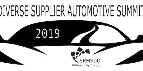Diverse Supplier Automotive Summit tickets