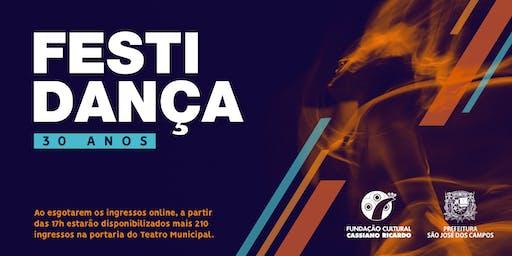 FESTIDANÇA - MOSTRA COMPETITIVA - BALLET CLÁSSICO DE CRIAÇÃO / SAPATEADO