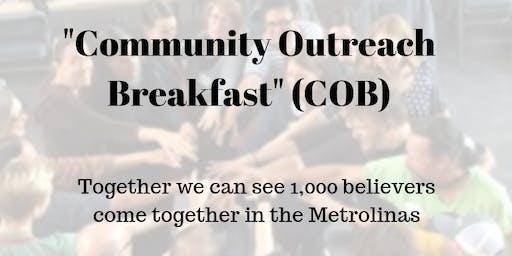 Community Outreach Breakfast