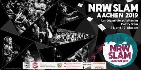 NRW Slam 2019 - Vorrunde 2 Tickets