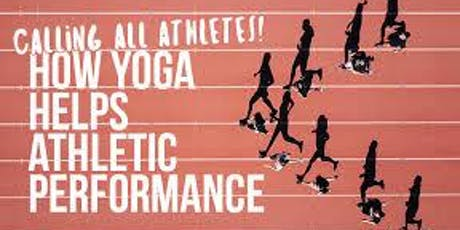 Yoga for Athletes tickets