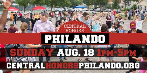 Central Honors Philando 2019