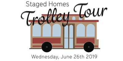 Staged Homes Trolley Tour