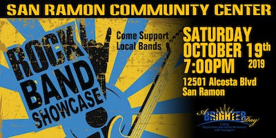 Band Showcase San Ramon - OCT 2019