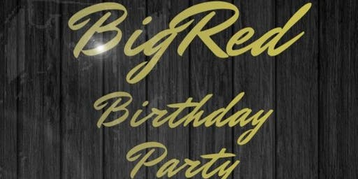 BIGRED BIRTHDAY PARTY 2019