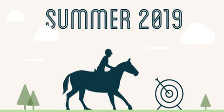 MOUNTED ARCHERY SUMMER CAMP 2019 tickets