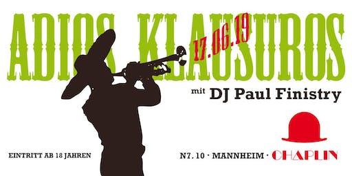 Adios Klausuros Club Edition