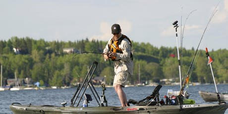 Rigging the Dream - How to Rig your Fishing Kayak tickets