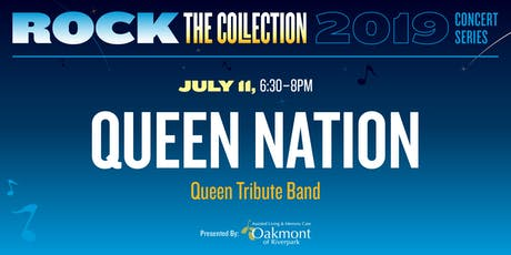 Rock The Collection: Queen Nation tickets