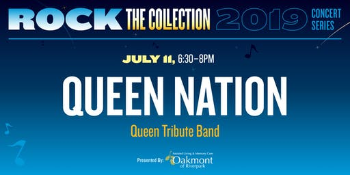 Rock The Collection: Queen Nation