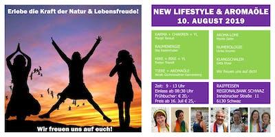 New Lifestyle & Aromaöle - Erlebe die Kraft der Natur & Lebensfreude pur!
