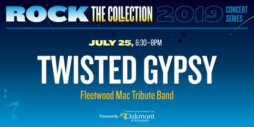 Rock The Collection:Twisted Gypsy