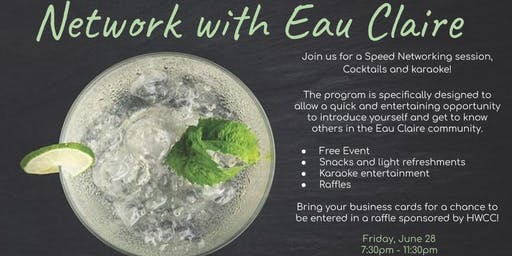 Network with Eau Claire