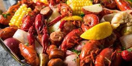 Cooking As a Second Language: New Orleans Seafood Boil tickets