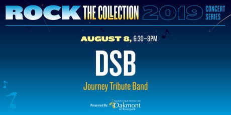 Rock The Collection: DSB tickets