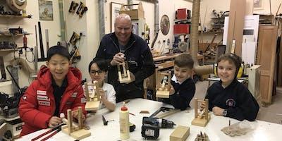 Kids - Marshmallow Catapult challenge, 8+