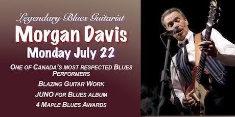 Morgan Davis - Blues Legend tickets