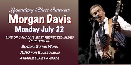 Morgan Davis - Blues Legend
