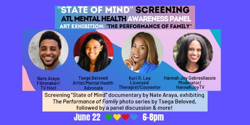 ATL Mental Health Community Awareness Event