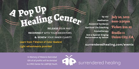 Release, Reconnect, & Renew: A Pop Up Healing Center tickets