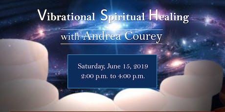 Vibrational Spiritual Healing tickets