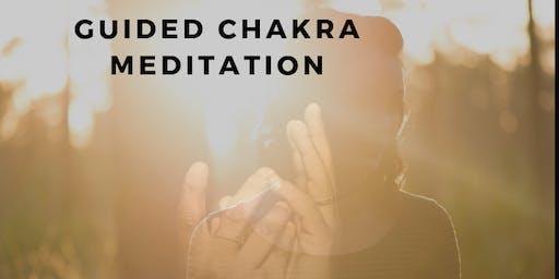 Guided Chakra Mediation