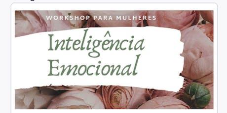 Inteligência Emocional para Mulheres ingressos
