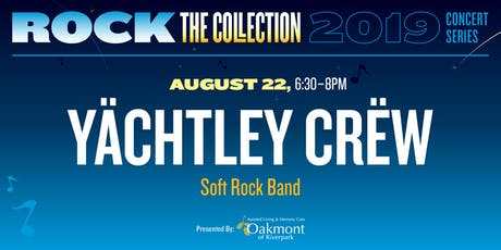 Rock The Collection: Yachtly Crew tickets