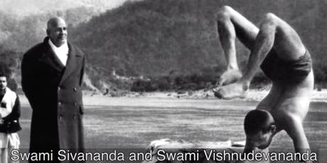 Sivananda Yoga Open House - Free Introduction tickets