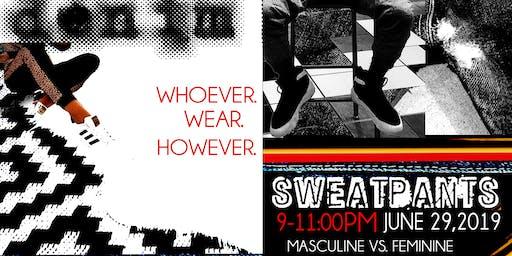Beauty Vs. Brawn: Denim & Sweatpants COED VENDOR SHAKEDOWN
