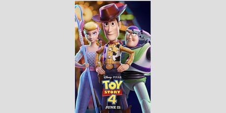 Toy Story 4 -  Maui Sensory Friendly Film tickets