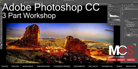Adobe Photoshop CC: 3 Part Workshop - Colorado Springs tickets
