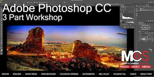 Adobe Photoshop CC: 3 Part Workshop - Colorado Springs