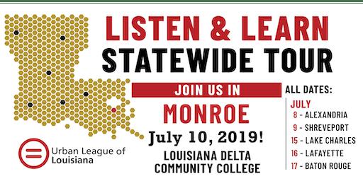 Listen and Learn Monroe