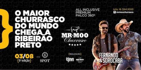 Mr.Moo Churrasco 09º edição ingressos