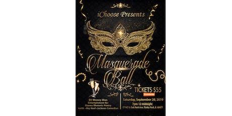 iChoose Masquerade Gala tickets