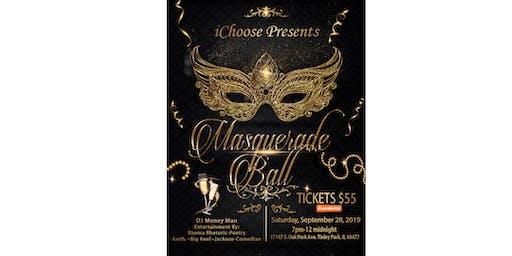 iChoose Masquerade Gala